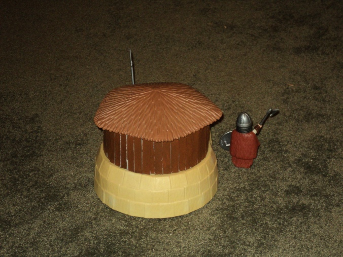 Playmobil Dark Age Hut6