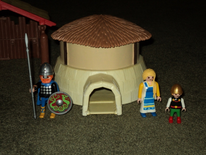 Playmobil Dark Age 2 Hut