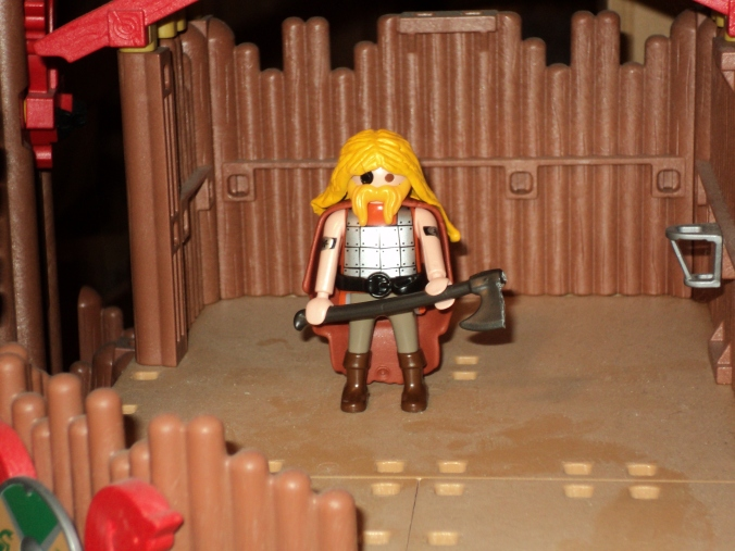 Playmobil Custom Viking Hero 1