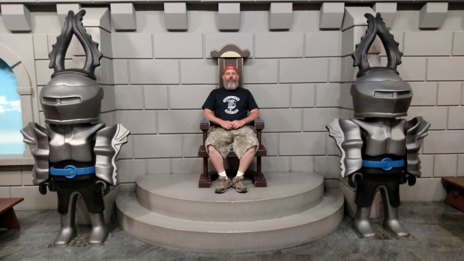 King for the Day ;)