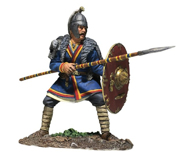 Toy Soldier Preview ~ W  Britain Wrath of The Northmen
