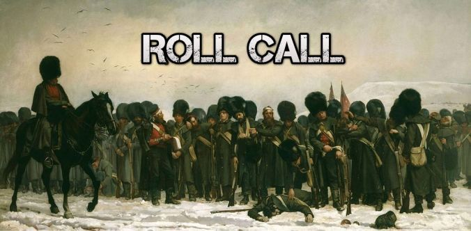 Roll Call Pic