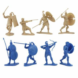 The War At Troy – Figure Set 1a
