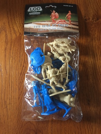 The War at Troy – Figure Set 3a (Heroes of the Iliad)