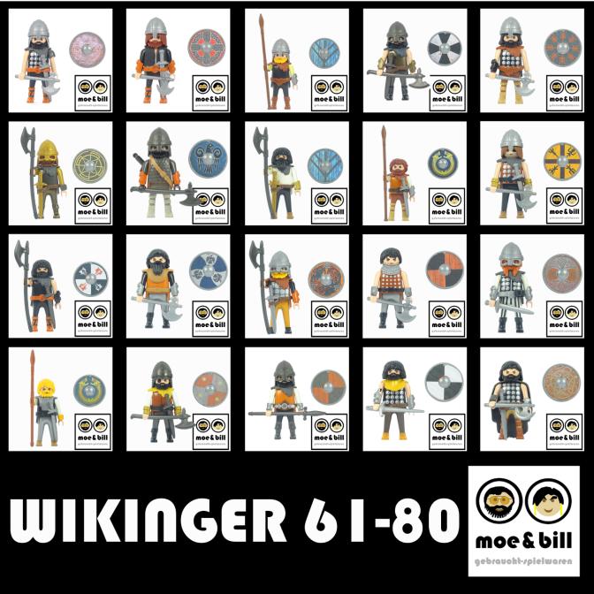 Wikinger 61-80