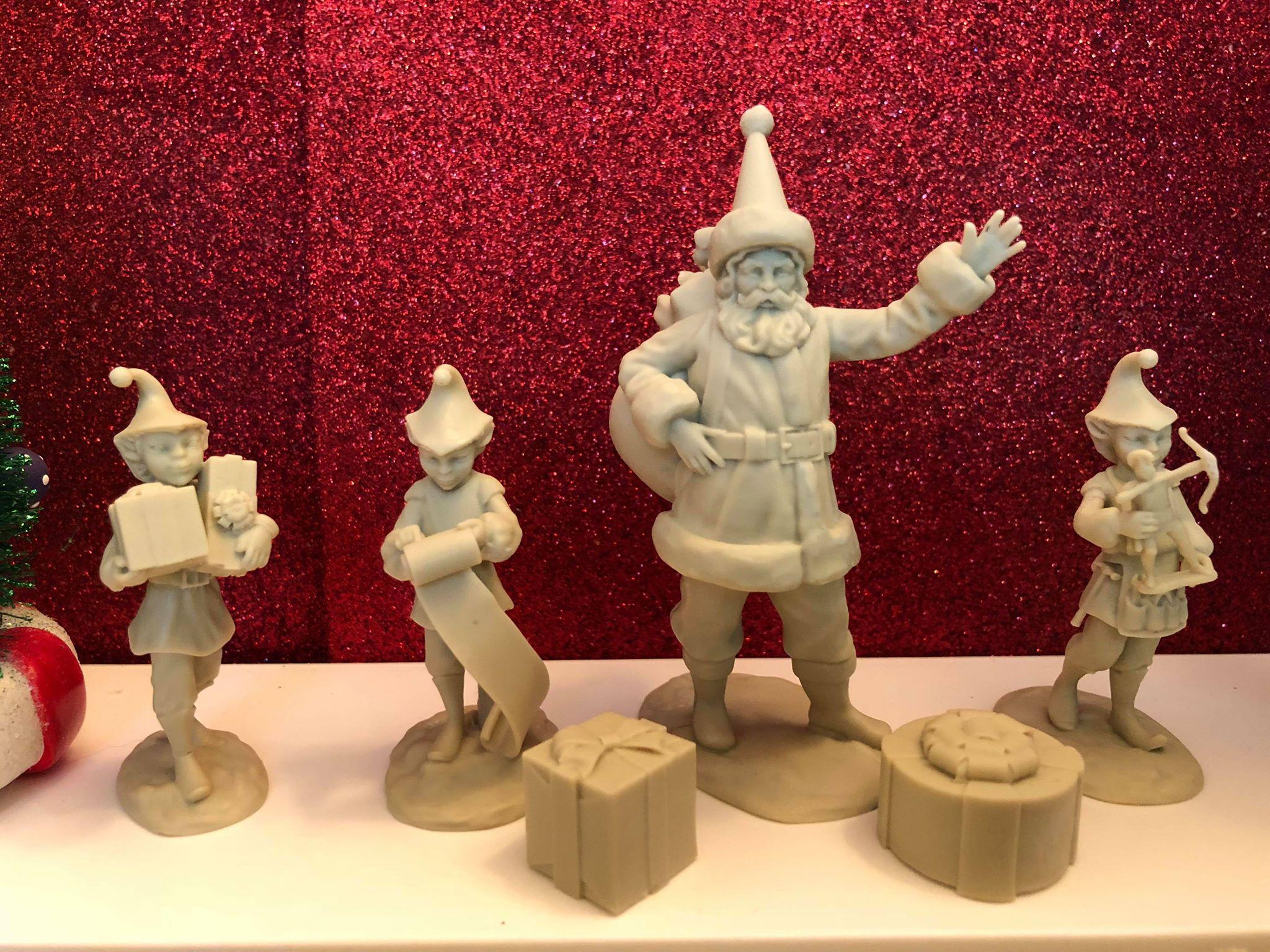 LOD Santa Set2