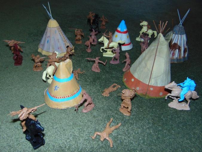 Paragon Indians Attack A