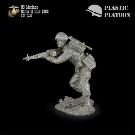 Plastic Platoon Marines Set 2b