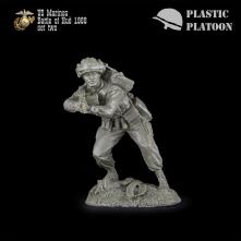 Plastic Platoon Marines Set 2c