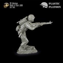 Plastic Platoon Marines Set 2d