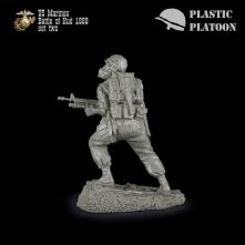 Plastic Platoon Marines Set 2f