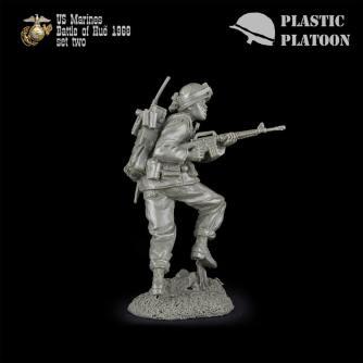 Plastic Platoon Marines Set 2i