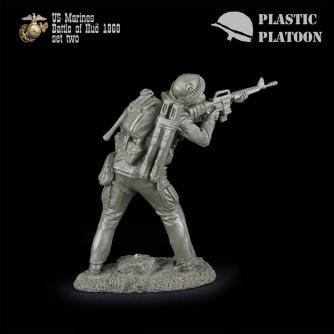 Plastic Platoon Marines Set 2j