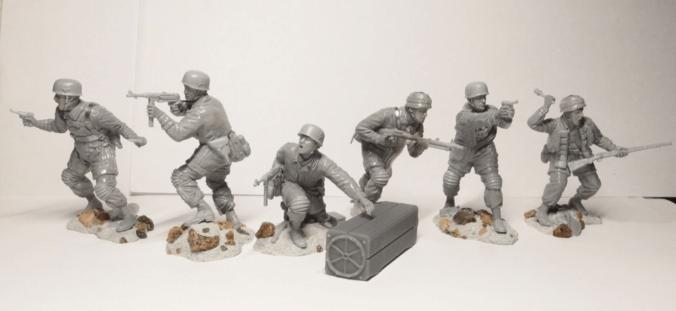PP34 German Paratroopers