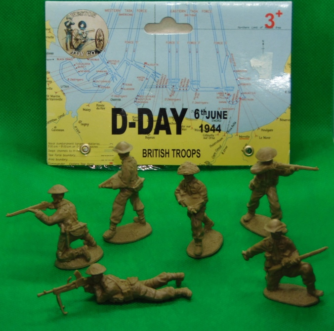 Weston D Day British