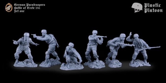plastic platoon set one gp