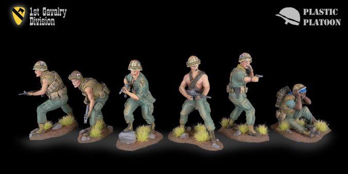 plastic platoon set1