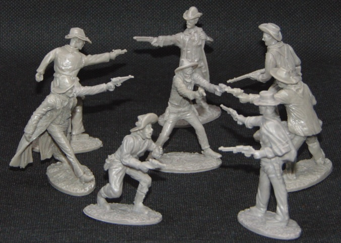 Plastic Toy Soldiers | Warhorse Miniatures
