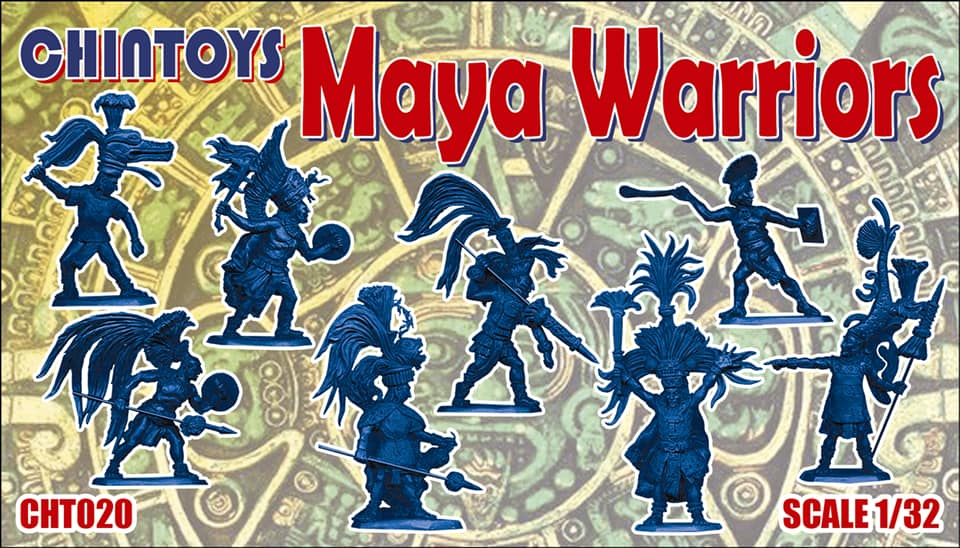 CHINTOYS CHT016 Inca Warriors 1//32