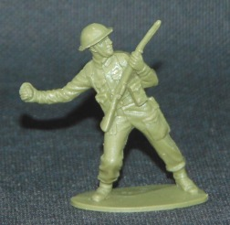 Lot Airfix British Infantry1