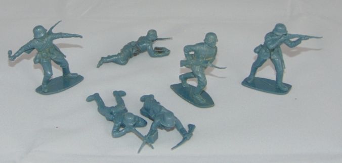 Lot Airfix Germans