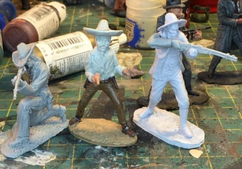 Western Figures