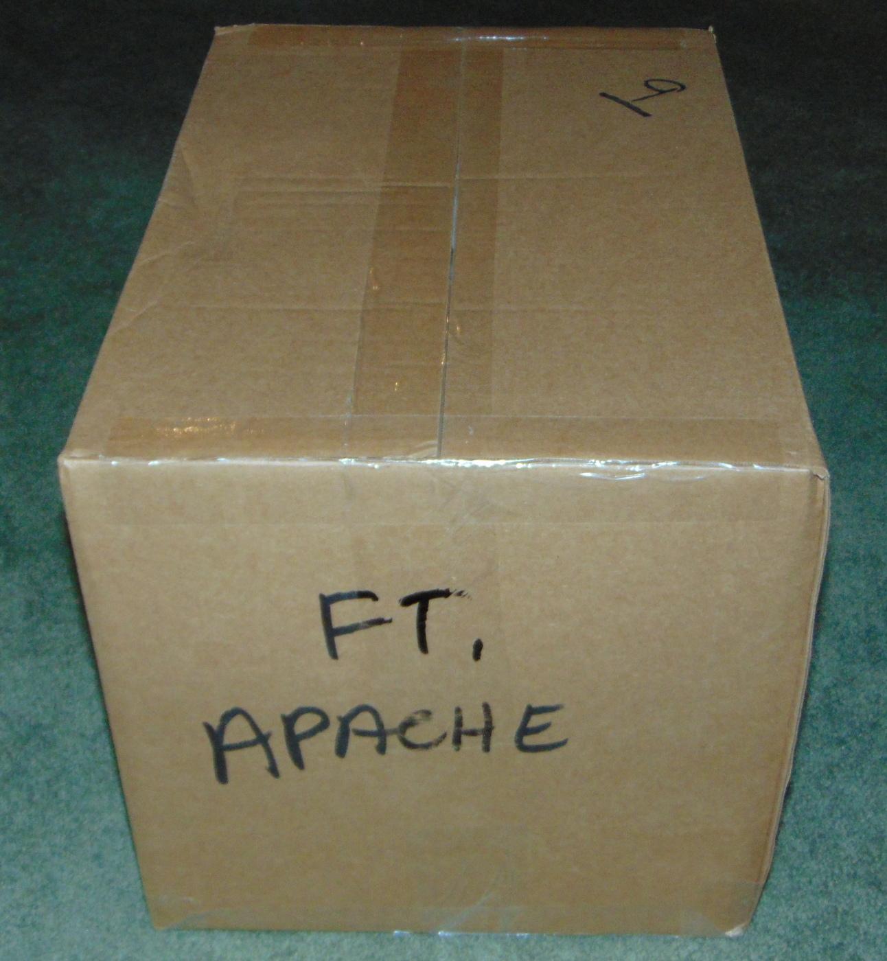 Barzso Fort Apache