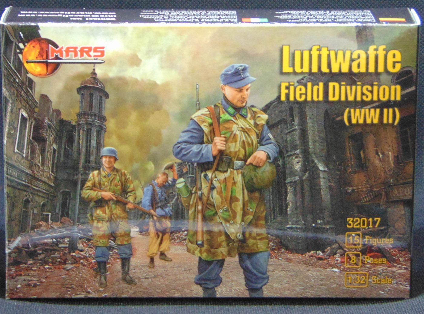 Mars German Luftwaffe