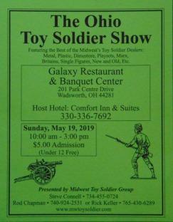 OHIO Toy Soldier Show