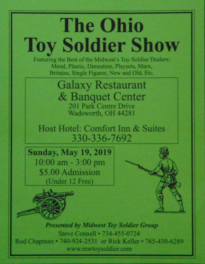 OHIO Toy Soldier Show
