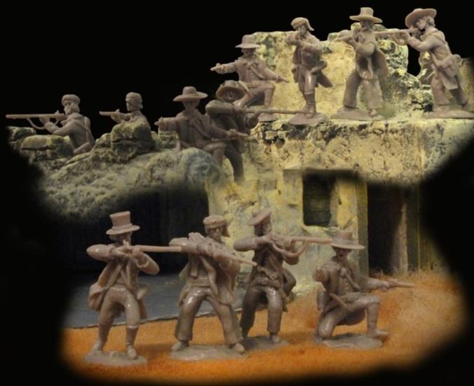 Paragon Alamo Defenders 2