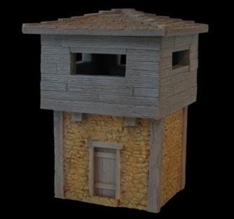 Paragon Blockhouse