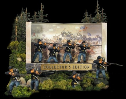 Paragon Painted ACW Union Set 2