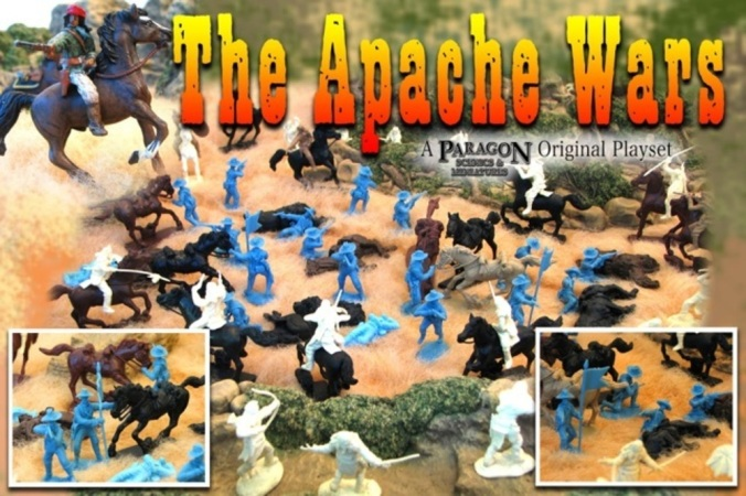 Paragon The Apache Wars