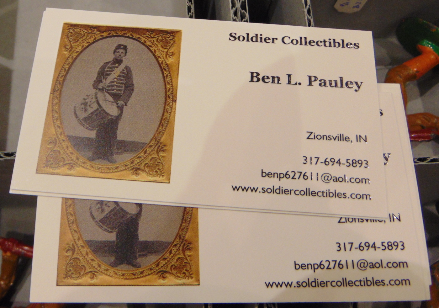 Soldier Collectibles