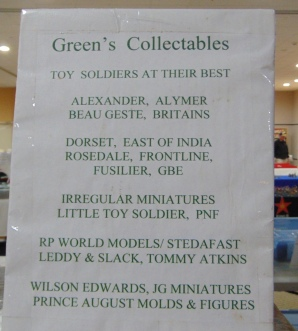 Greens Collectibles1