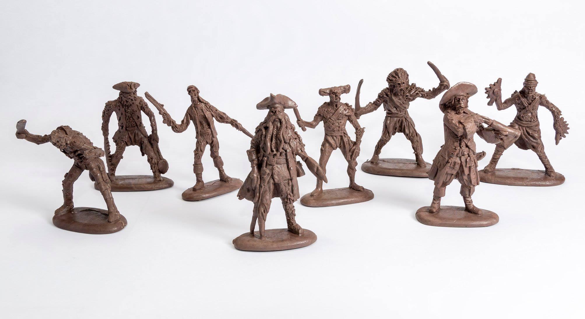 Marrs Zombie Pirates