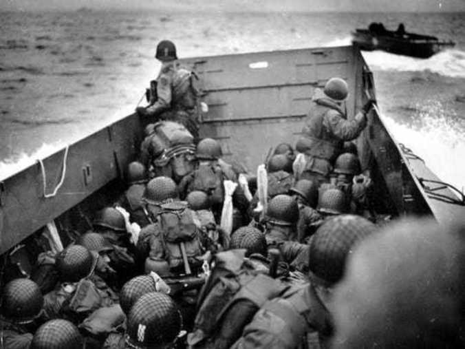 DDay-troops