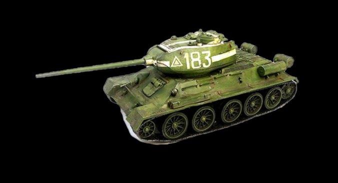FOV T-34 A