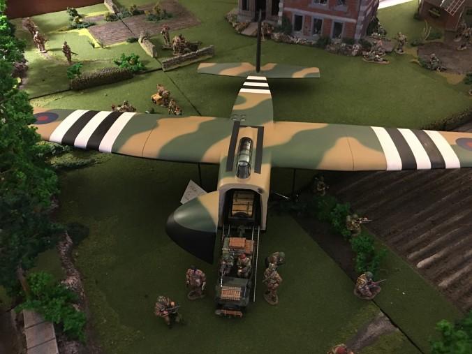 Horsa Glider MKI E3c