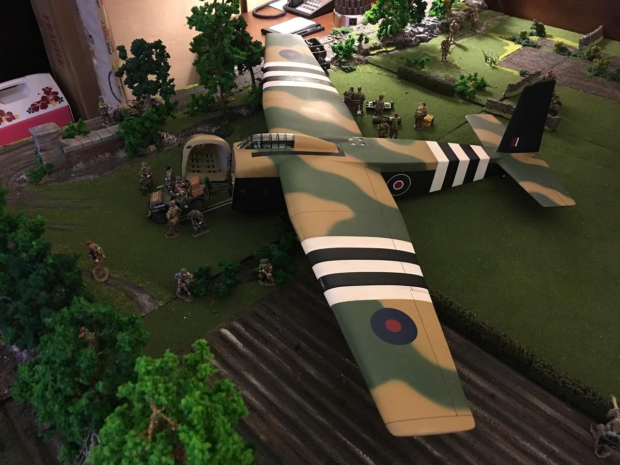 Horsa Glider MKI E3d