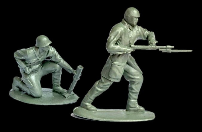 Mars Japanese Paratroopers WH2