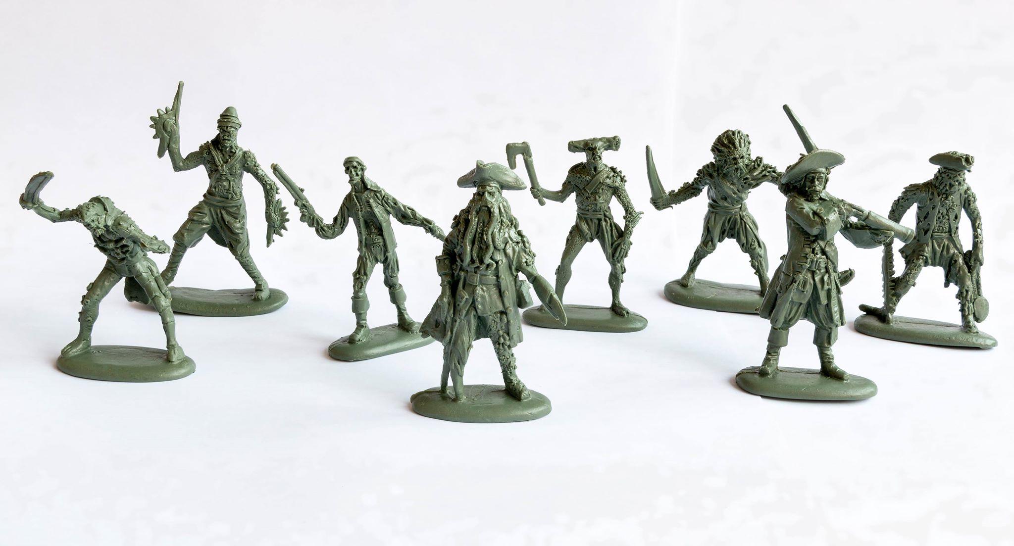 Mars Zombie Pirates