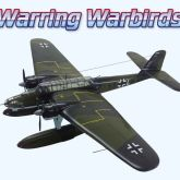 Warring Warbirds Logo