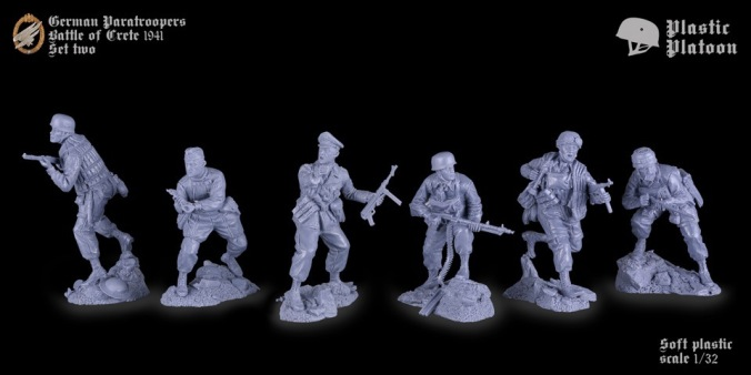 Paratroopers Set2