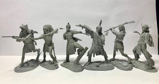 Plastic Platoon Indians