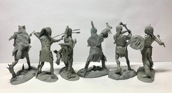 Plastic Platoon Indians1