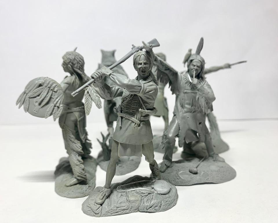 Plastic Platoon Indians2