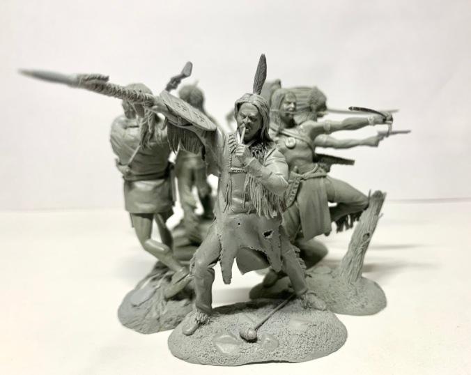 Plastic Platoon Indians4