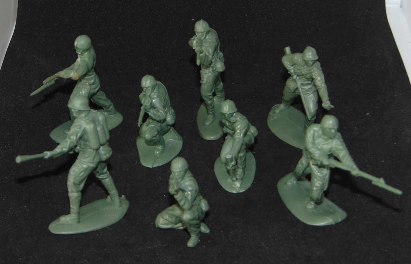 Mars Japanese Paratroopers